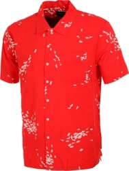 Brixton Lovitz S/S Shirt - red/white