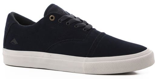 Emerica The Provider G6 Plus Skate Shoes - navy/white - view large