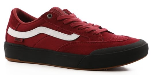 Vans Berle Pro Skate Shoes - rumba red - view large