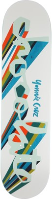 Chocolate Yonnie Original Chunk 8.125 Skateboard Deck - white - view large