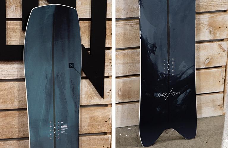 2020 Nitro Snowboards - Preview + Photos | Tactics