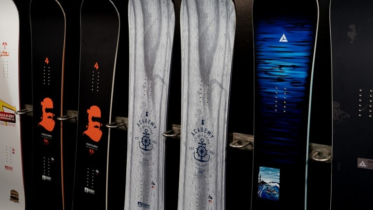 2020 Academy Snowboard Reviews