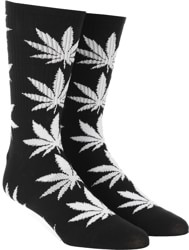 HUF Essentials Plantlife Sock - black