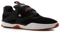 DC Shoes Kalis S Skate Shoes - black/white/red