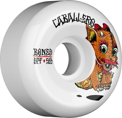 Bones Caballero SPF P5 Pro Skateboard Wheels - baby dragon (104a) - view large
