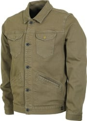 Roark HWY 120 Denim Jacket - military