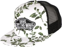 Vans Classic Patch Plus Trucker Hat - rubber co floral