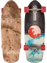 Globe Stubby On-Shore 10.0 Complete Skateboard - on-shore/closeout