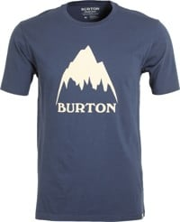 Burton Classic Mtn High T-Shirt - mood indigo