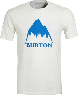 Burton Classic Mtn High T-Shirt - stout white - view large