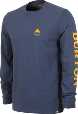 Burton Elite L/S T-Shirt - mood indigo - view large