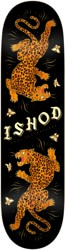 Real Ishod Cat Scratch 8.5 Twin Tail Skateboard Deck