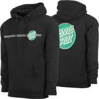 Santa Cruz Other Dot Hoodie - black/forest green