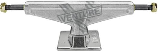Venture V-Hollow Lights Skateboard Trucks - polished (5.2 lo) - view large
