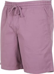Vans Range Shorts - black plum