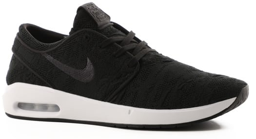 Nike SB Air Max Janoski II Shoes - black/anthracite-white - view large