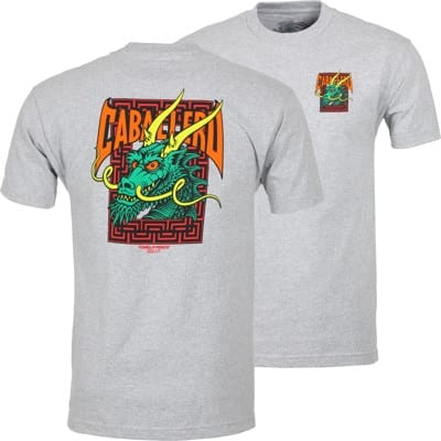 Powell Peralta Caballero Street Dragon T-Shirt - view large