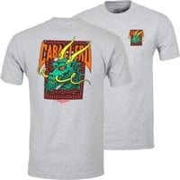 Powell Peralta Caballero Street Dragon T-Shirt - athletic heather