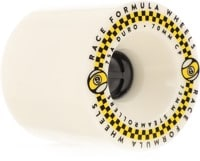 Sector 9 Race Formula Steamroller 73mm Longboard Wheels - white (75a)