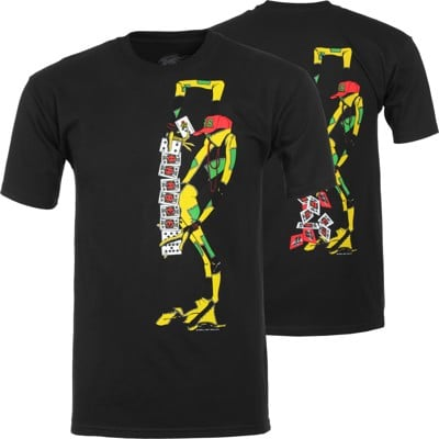 Powell Peralta Ray Barbee Ragdoll T-Shirt - black - view large