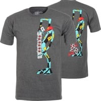 Powell Peralta Ray Barbee Ragdoll T-Shirt - charcoal