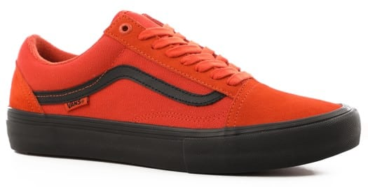 Vans Old Skool Pro Skate Shoes - koi/black - view large