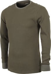 Arbor Basecamp Thermal L/S T-Shirt - leaf
