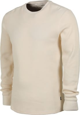 Arbor Basecamp Thermal L/S T-Shirt - off-white - view large