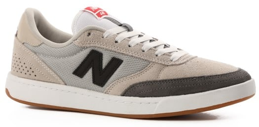 New Balance 440 Skate Shoes - clay grey/black - view large