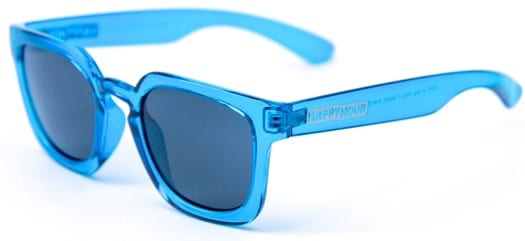 Happy Hour Wolf Pup Sunglasses - glick/crystal blue - view large