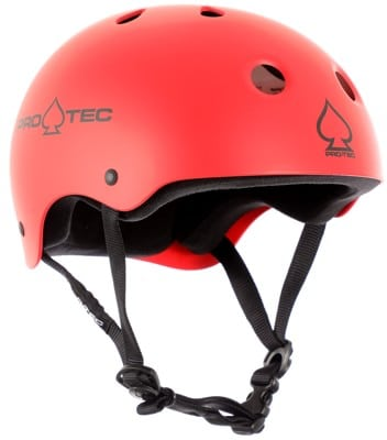 ProTec Classic Skate Helmet - matte red - view large