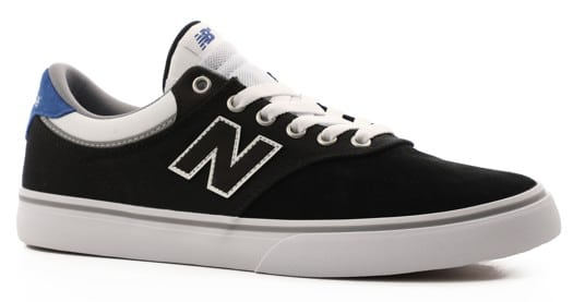 New Balance 255 Skate Shoes - black/royal - view large