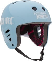 ProTec Mark Gonzales Full Cut Pro Skate Helmet - gonz 2 light blue