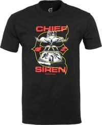 Evisen Chief Siren T-Shirt - black
