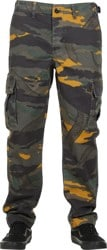 Emerica Tour Cargo Pants - camo
