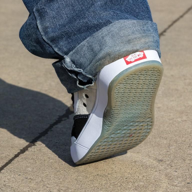 Vans Berle Pro Skate Shoes Wear Test