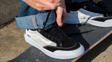 Vans Berle Pro Skate Shoes Wear Test Review