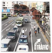 Traffic Look Right Skate DVD