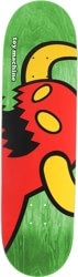 Toy Machine Vice Monster 8.375 Skateboard Deck - green