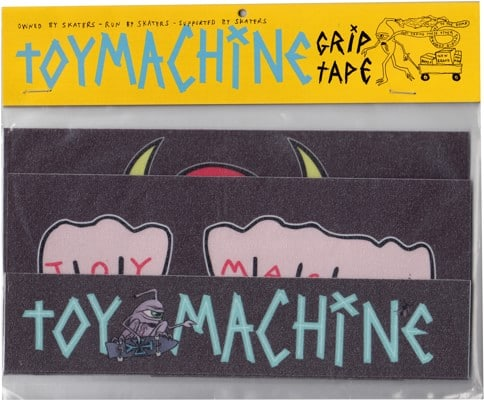Toy Machine Grip Sticker Pack - #1 - view large