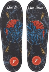 Footprint OG Gamechangers Custom Orthotics 6mm Insoles - dan brisse spiders