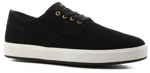 Emerica Spanky G6 Skate Shoes - black/white - view large