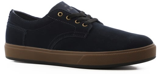 Emerica Spanky G6 Skate Shoes - navy/gum - view large