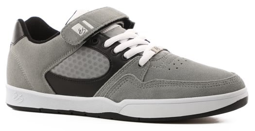eS Accel Slim Plus Skate Shoes - grey/black/white - view large