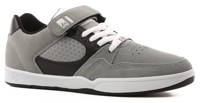 eS Accel Slim Plus Skate Shoes - grey/black/white