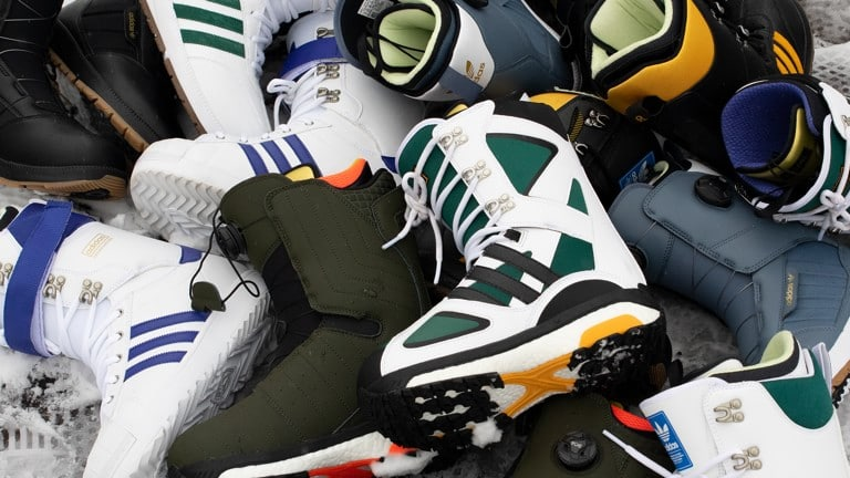 new products 68bec b46d4 2020 Adidas Snowboard Boots   Preview, Photos   Reviews