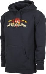 Anti-Hero Grimple Stix Hoodie - navy