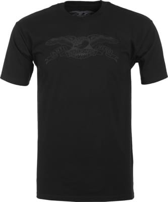 Anti-Hero Basic Eagle T-Shirt - black/black - view large