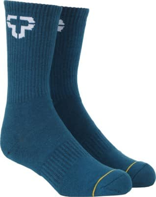 Tactics Icon Sock - indigo - view large