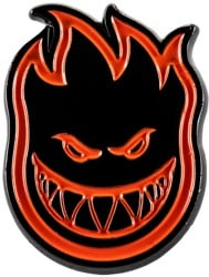Spitfire Bighead Pin - black/red